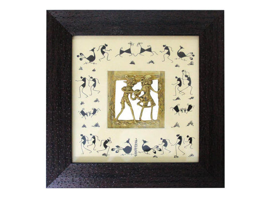 wooden wall art frame