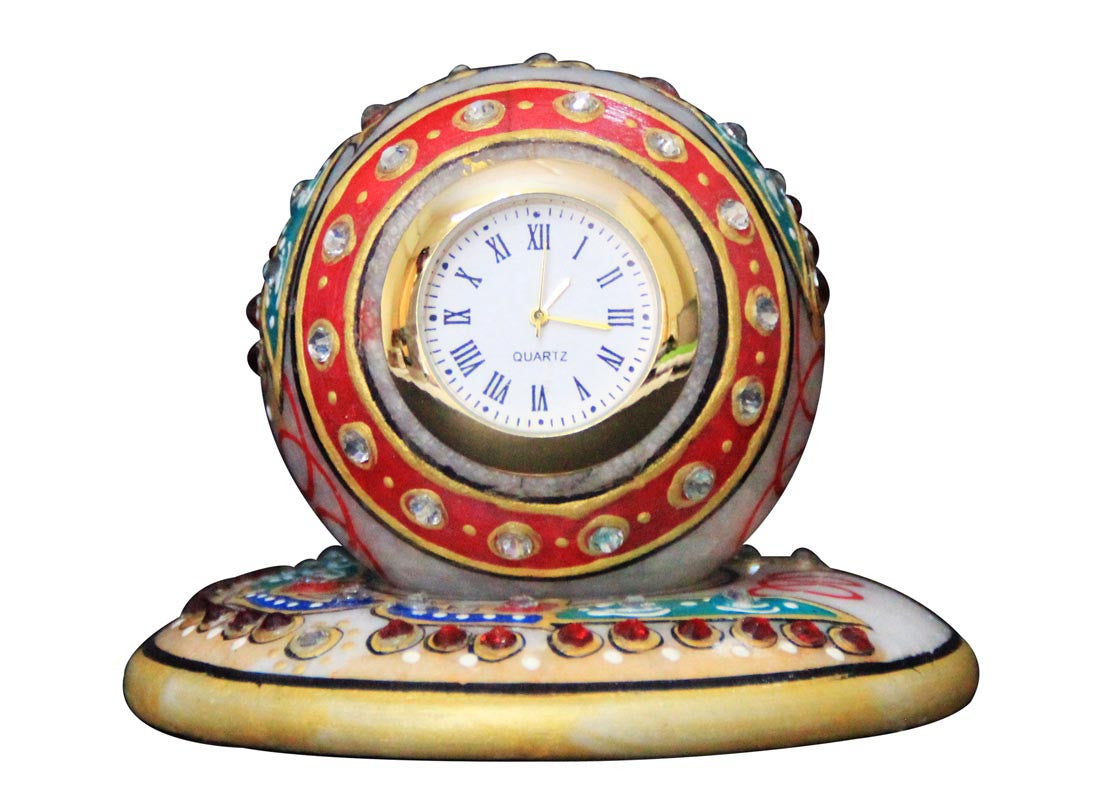 Buy marble showpiece watch online at discount prices amipublicfo Images
