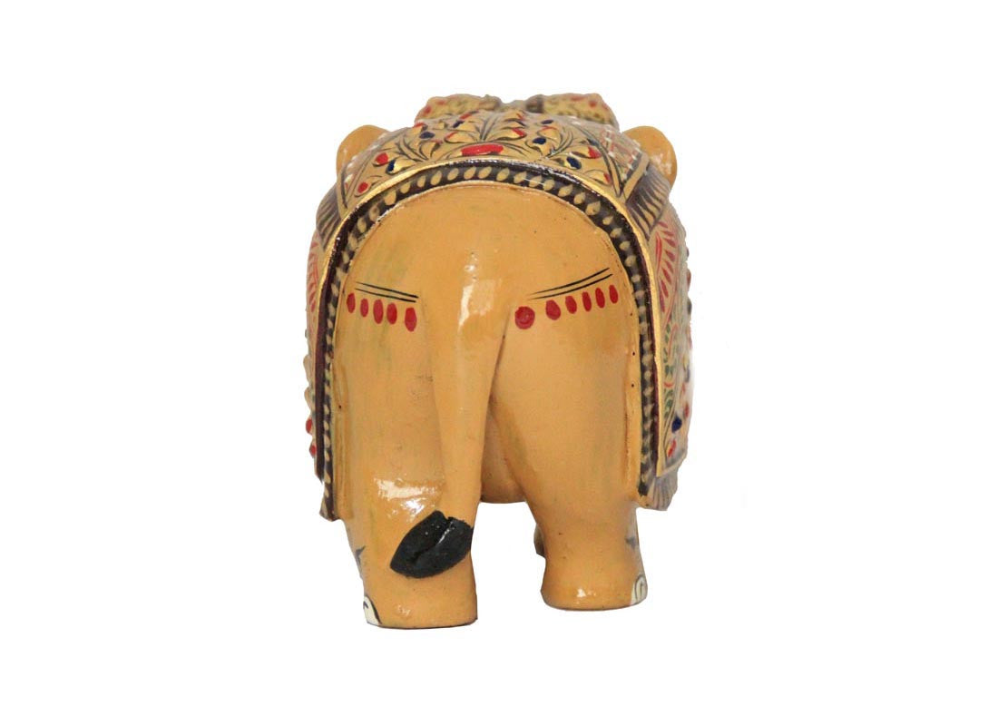 Elephant showpiece