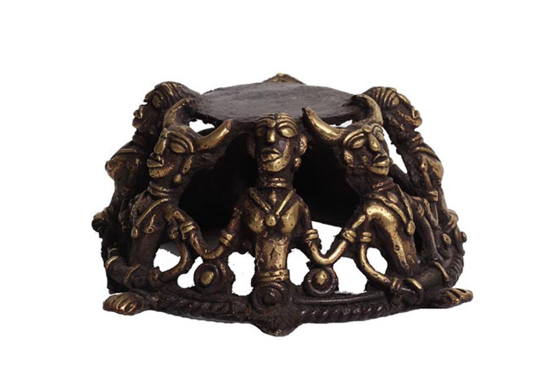 dhokra art object
