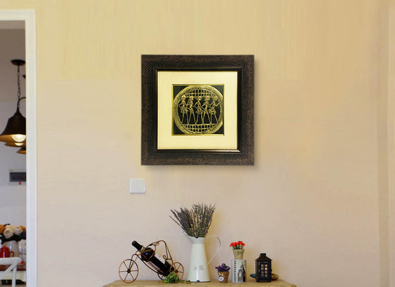 Buy Decorative Dhokra Art Online - Dhokra Art Wall Hanging & Art ...