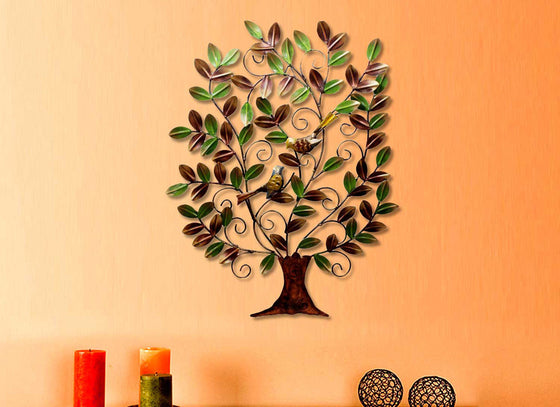 Designer Metal Tree Wall Art Décor