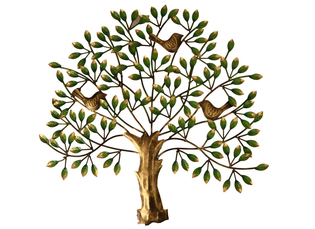 Metal Tree Wall Hanging Amazing Buy Handpainted Metal Tree Wall Hanging Online At Discount Prices 2017