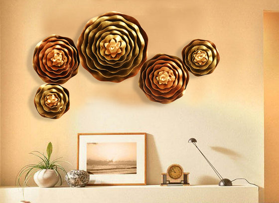Amazing Decorative Hanging Wall Files Component - Wall Art ...