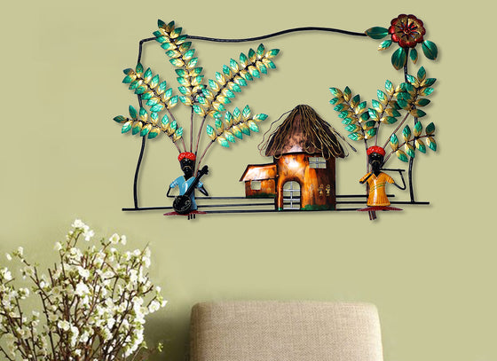 Tribal Wall Hanging Frame Showpiece