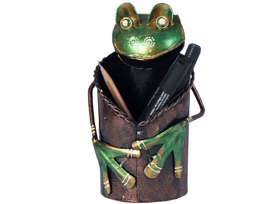 Frog Design Creative Pen Stand