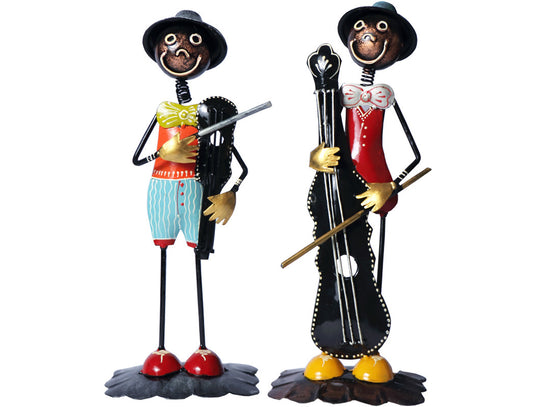 Musician Joker Showpiece Set