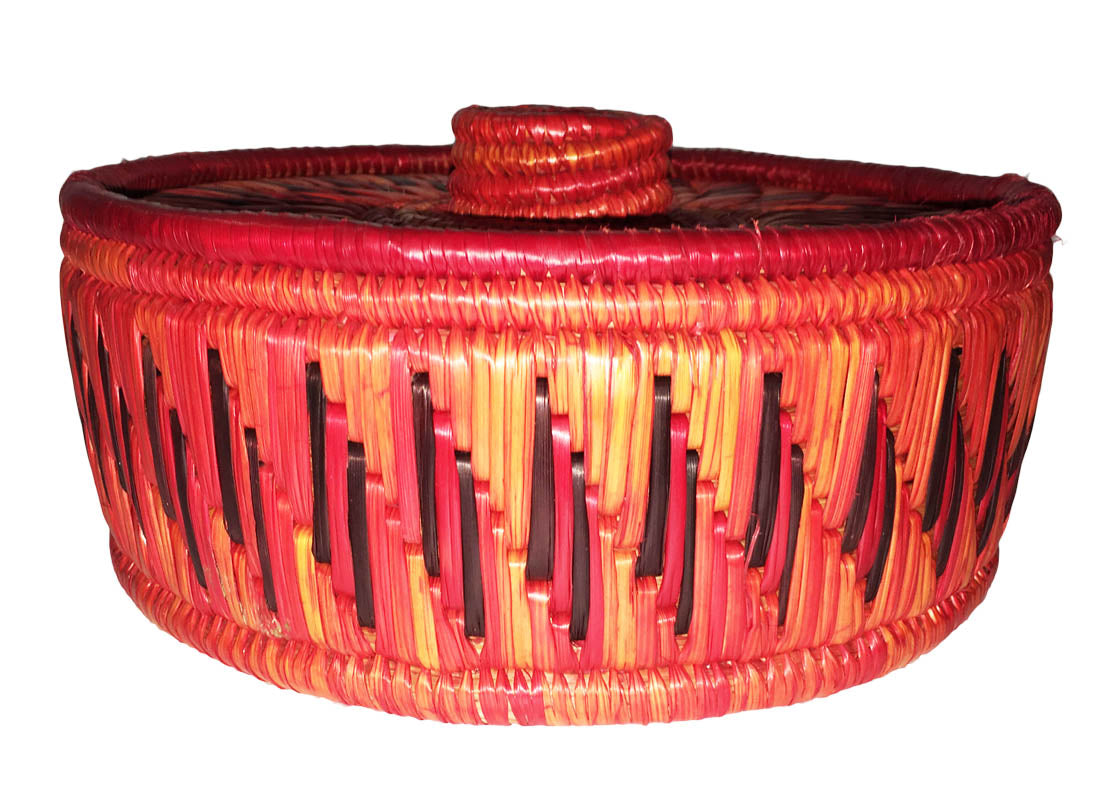 Chapatti Basket with Lid