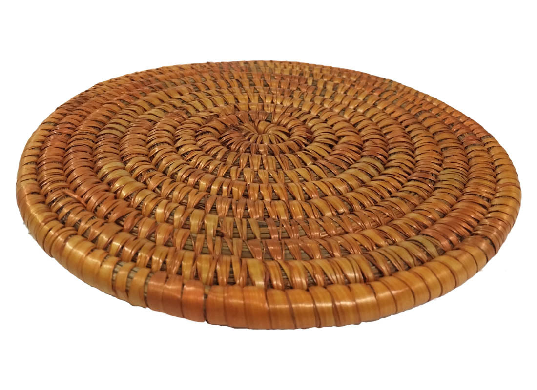 Handcrafted Round Dining Table Placemat