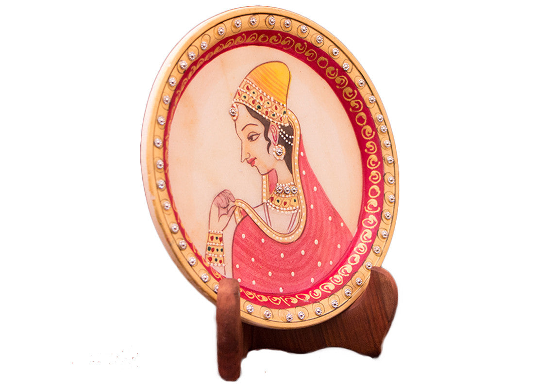 exquisite Indian art