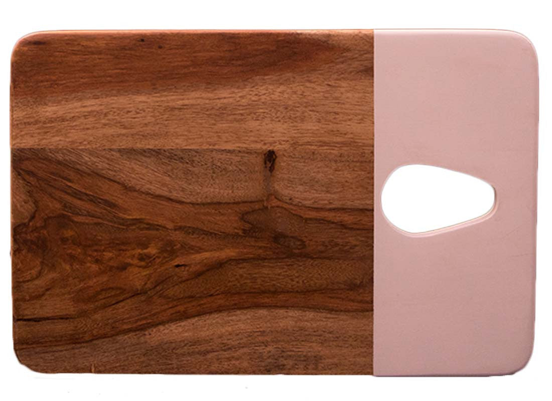 wooden chopping board for kitchen