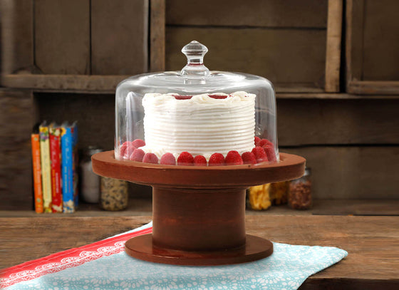 Indian Style Rotating Cake Serving Stand