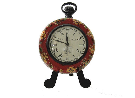 Antique Wooden Table Watch