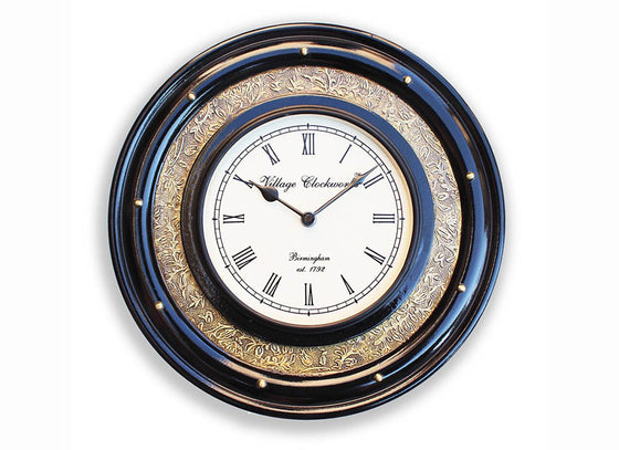 Roman Handcrafted Wall Clock