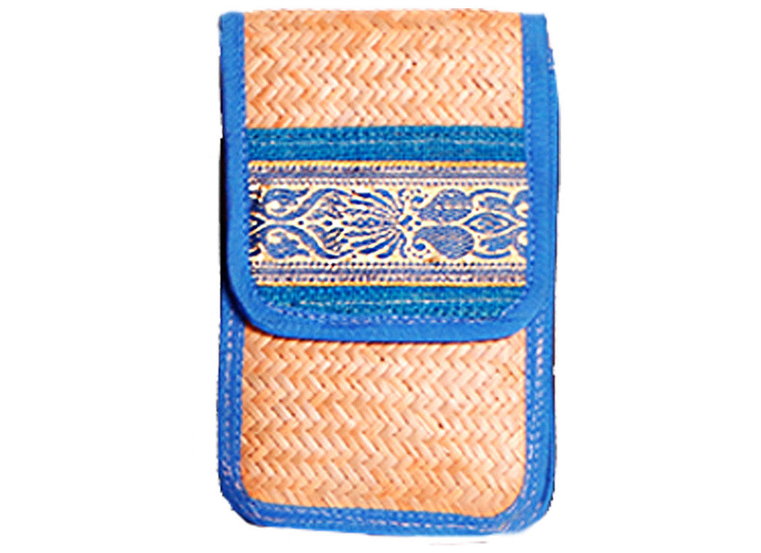 pouch is made from pure quality cane