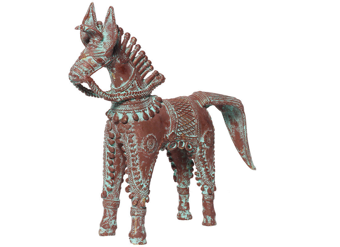 Horse Decor Showpiece
