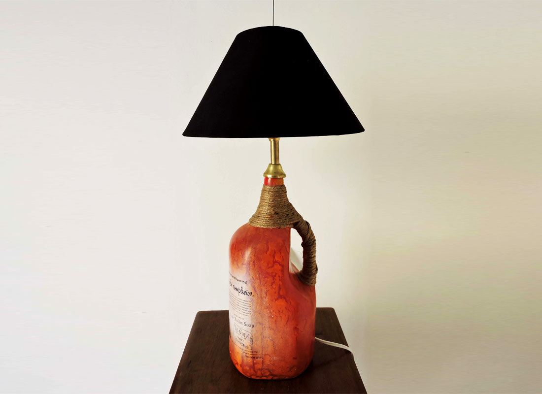 Ethnic Handmade Table Lamp Décor