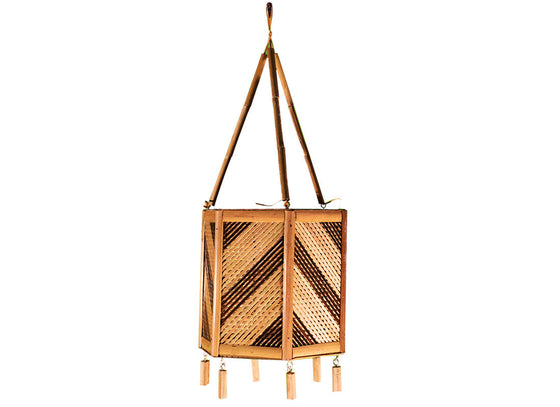 Handcrafted design decorative lamp