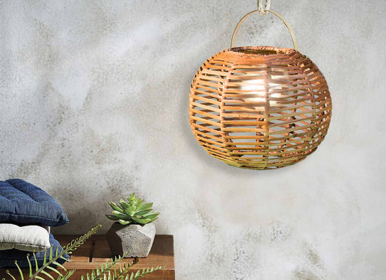 Decorative Round Hanging Lamp