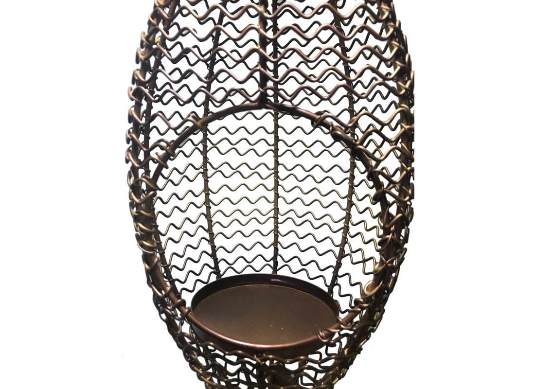 Nest  Tea-Light hanging Lamp