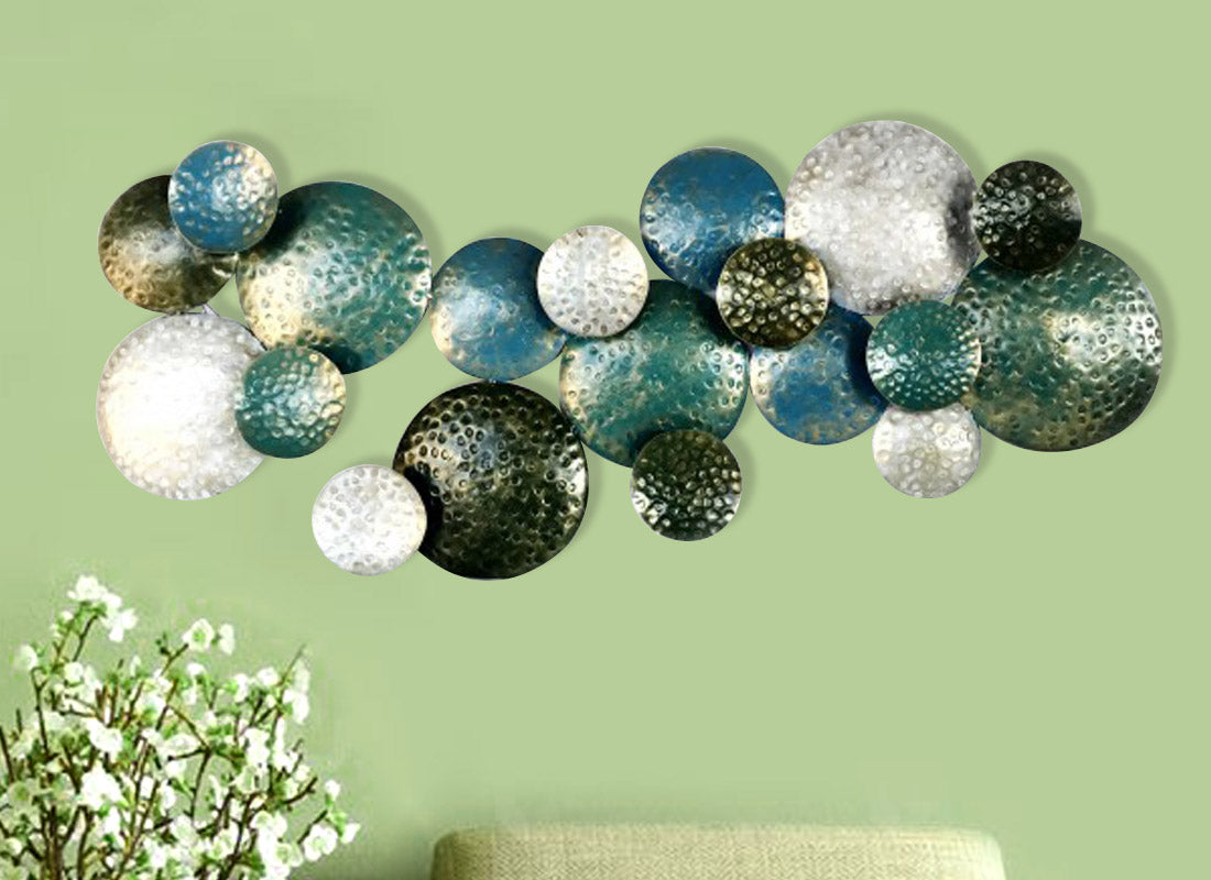 Circular Design Wall Decor