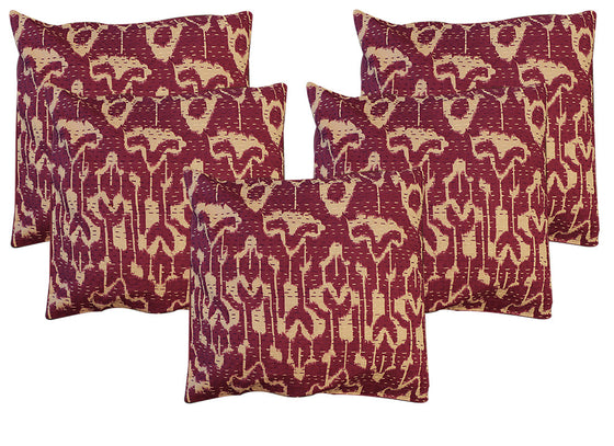 Kantha embroidery work covers