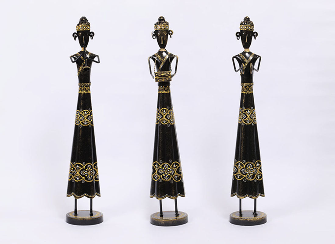 Engraved Bari Doll Set Of 3