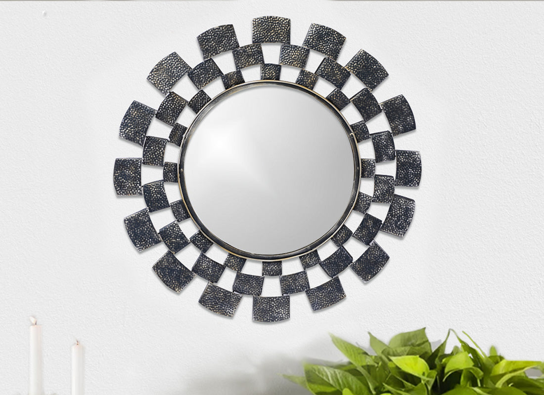 Decorative Erica Mirror Wall Hanging