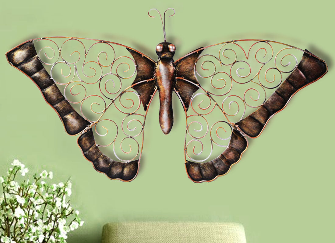 Buy Small Bronze Papilo Butterfly Decor at Lowest Rates On ...
