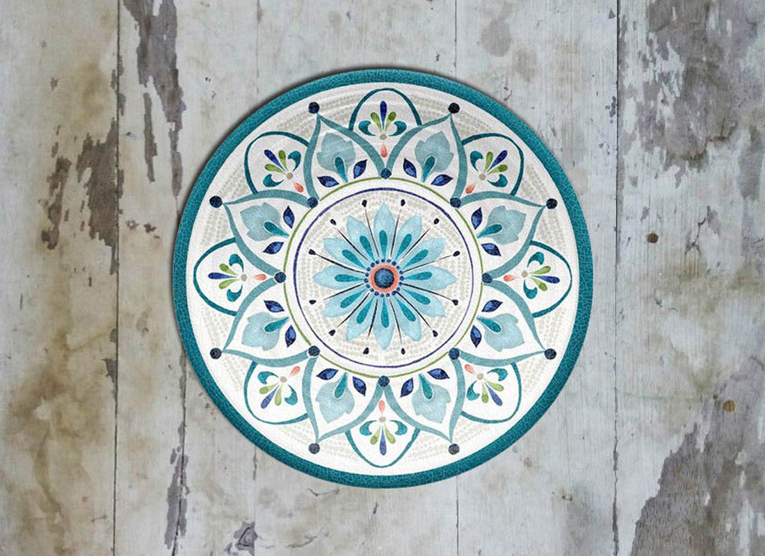 Buy Moroccan Safi Ceramic Wall Decor Plate at Lowest Rates On ...