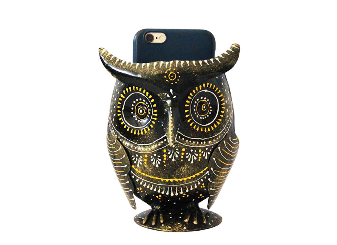 Owl Pen Stand