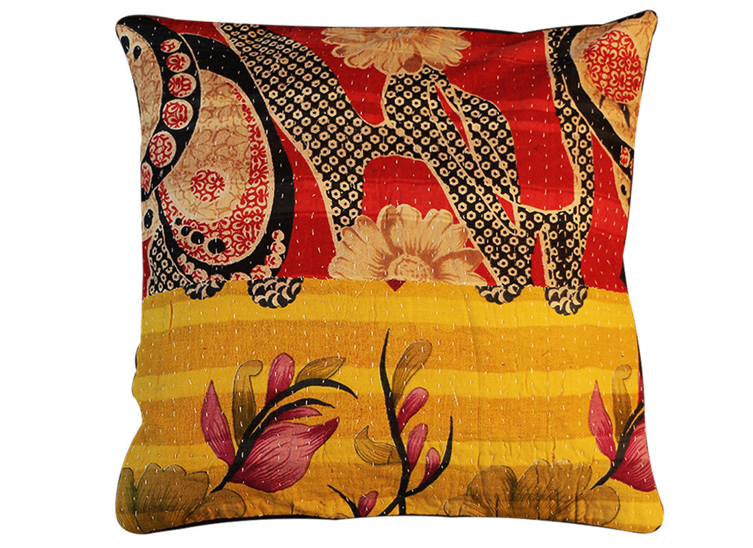 Rajasthani cushion covers