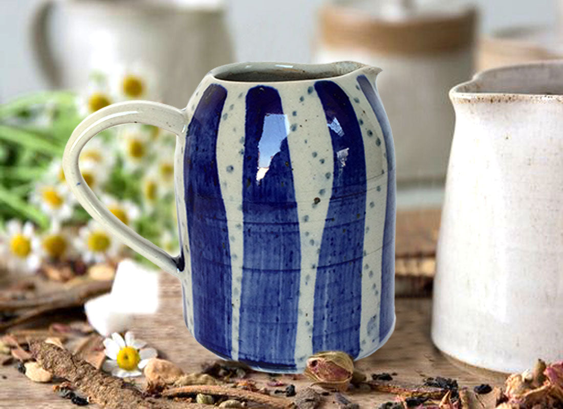 Handcrafted Pottery Ceramic Creamer