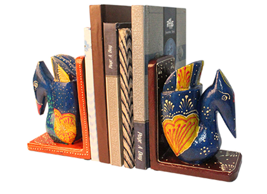 Swan Bookend