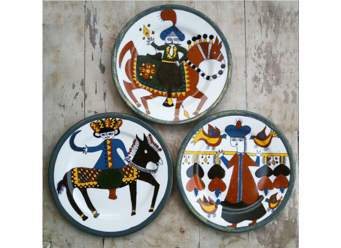 Ceramic Wall Decor Wall Plate Design Ideas