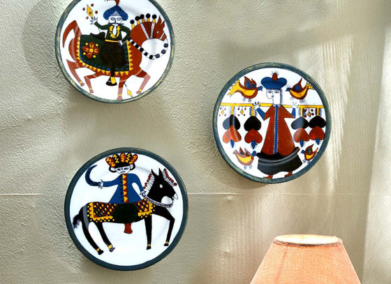 Turkish Design Ceramic Wall Decor Plates