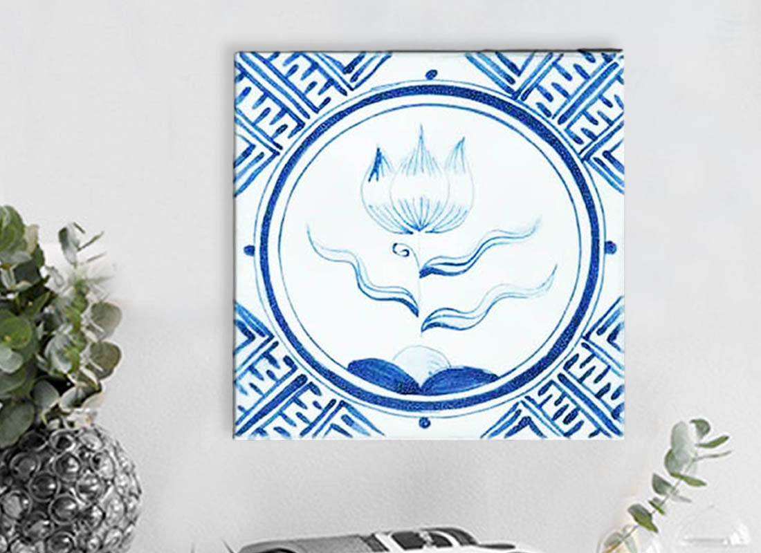 Buy Ceramic Wall décor Tile at Lowest Rates On Craftedindia.com