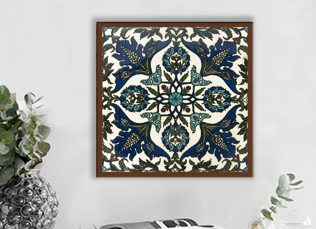 Decorative Inzik Design Wall Tile