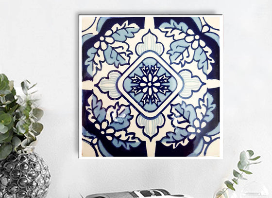 Square Shape Wall Hanging Tile