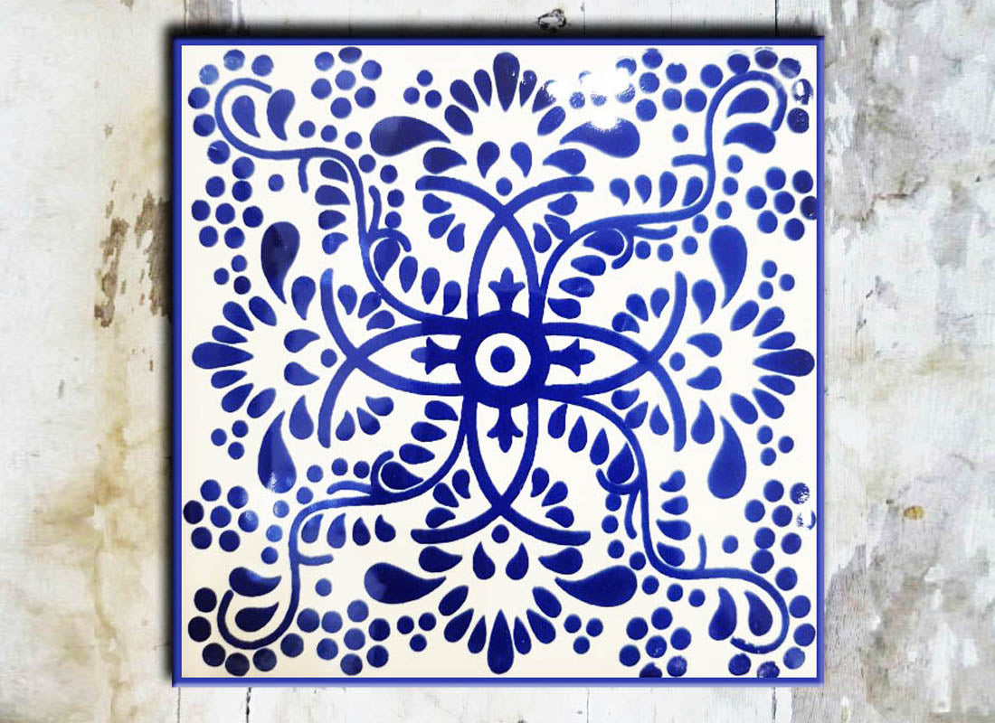 Buy Intricate Design Talavera Ceramic Tile at Lowest Rates On ...