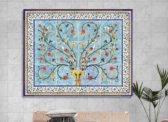 Classic Mural for Wall Décor Set