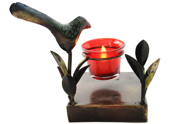 candle holder showpiece