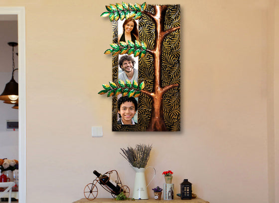 Tree Design Wall hanging Photo Frame