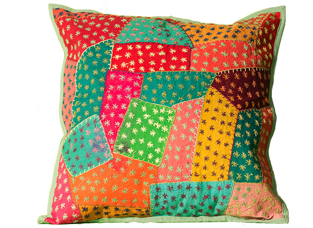 collection of  Kantha covers