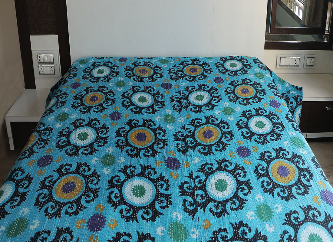 decorative bed sheet for home