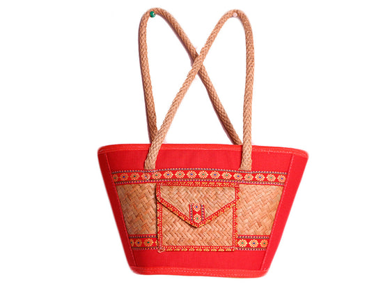 ethnic designer handmade bag design