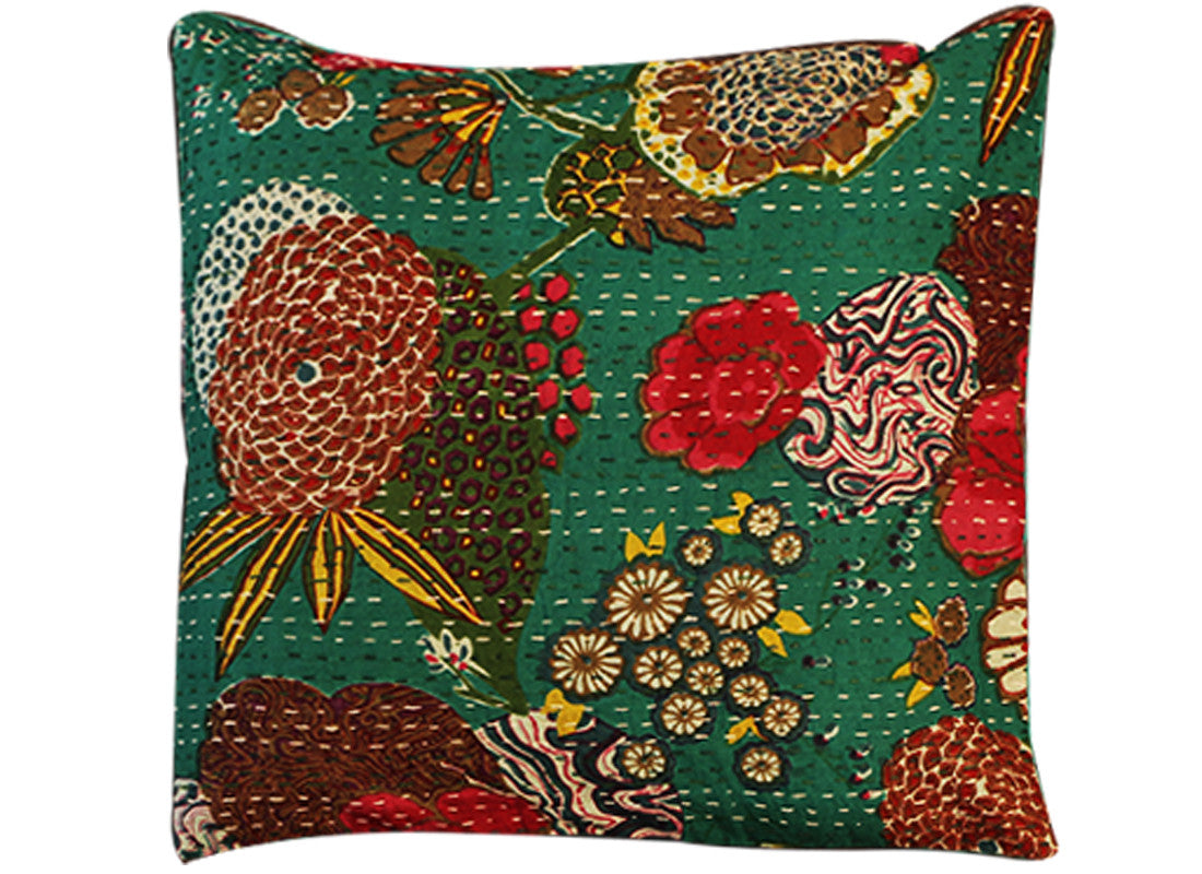 floral print cushion covers