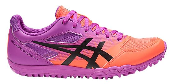 GEL-FIRESTORM 4 (Orchid/Black)