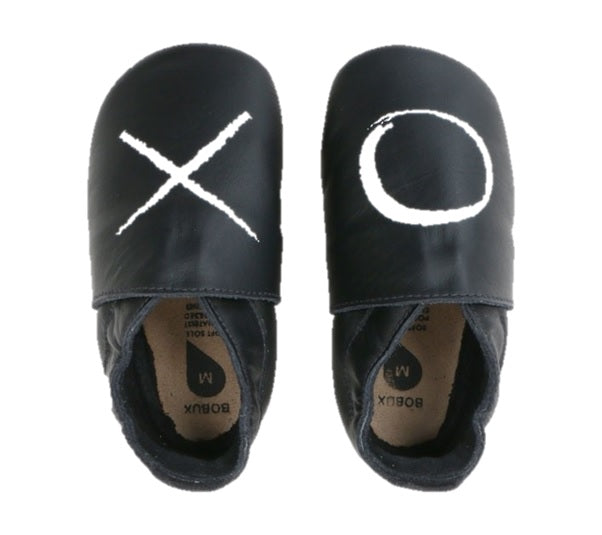 Soft Sole Black XO