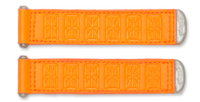 Plae Tabs - LCD Neon Orange